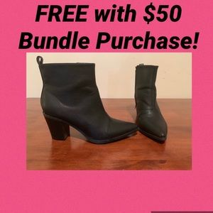 Want em FREE? Spend $50 in my Closet! Ankle Boots